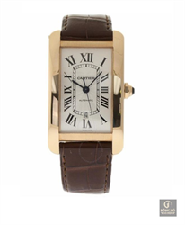 Đồng hồ nam Cartier Tank Americaine W2609856 (LIKE NEW, FULL BOX)