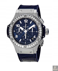 Đồng hồ nam Hublot Big Bang Chronograph Diamond 341.SX.7170.LR.1204