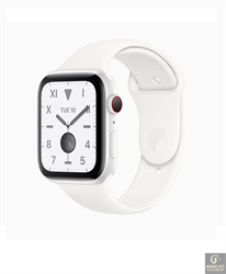 Đồng hồ Apple Watch Edition Series 5 White Ceramic Case With Sport Band MWQF2